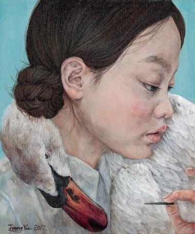 童话-野天鹅