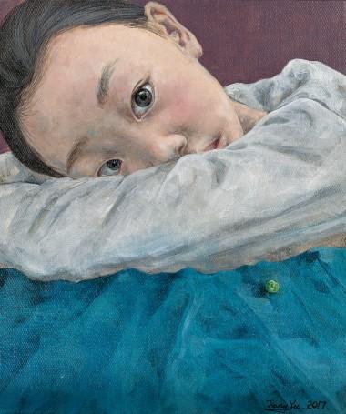 童话—豌豆公主