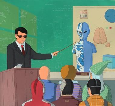 45分钟包你学会解剖外星人