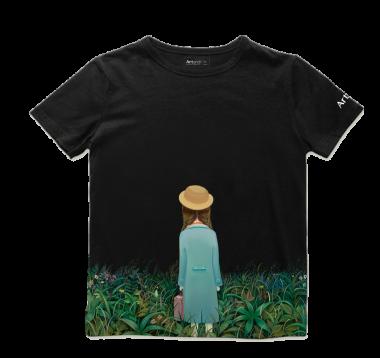 艺术T恤-前方