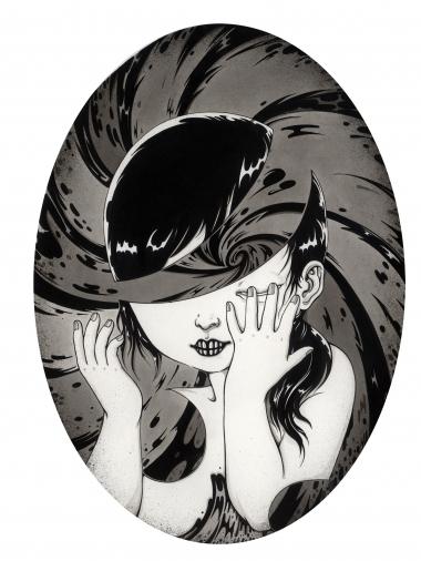 我的心是一团黑洞