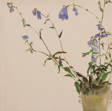 蓝色野花Ⅱ