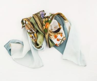 远航 丝巾