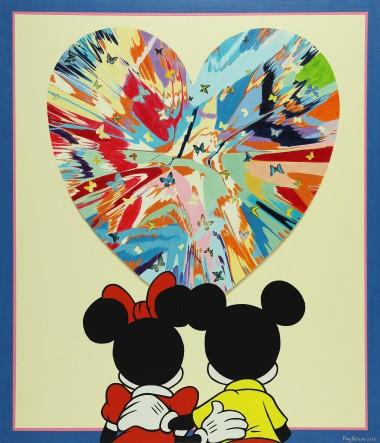 米奇和米妮的爱情